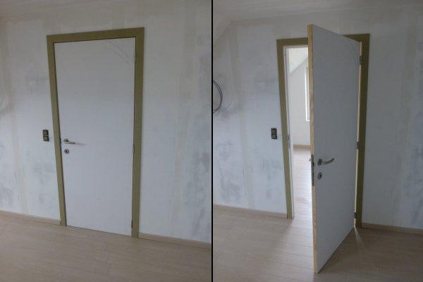 Plaatsing binnendeuren