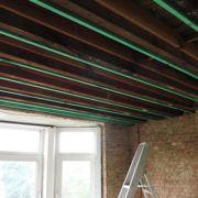 Isolatie plat dak langs binnenzijde