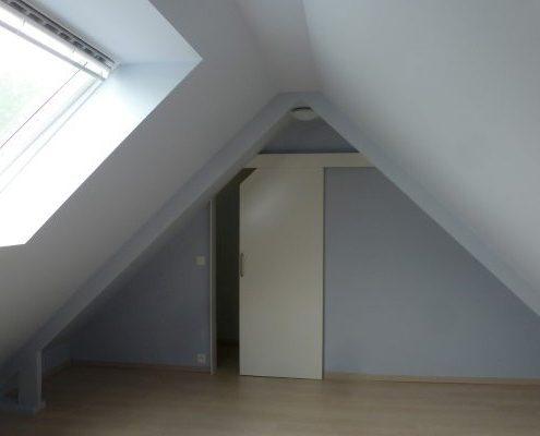 Extra ruimte door aanpassen daktimmer