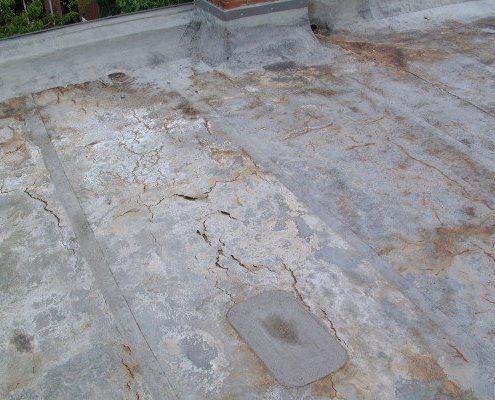 Plat dak renovatie