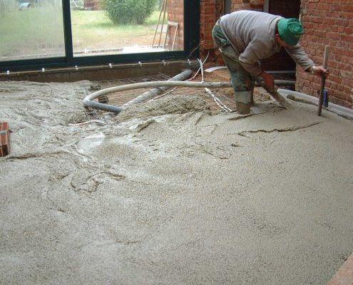 Renoveren en isoleren bestaande vloer