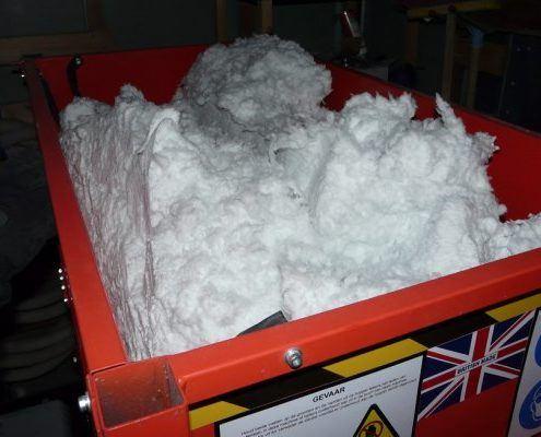 Supafil Loft isolatie onbeloopbare zolder