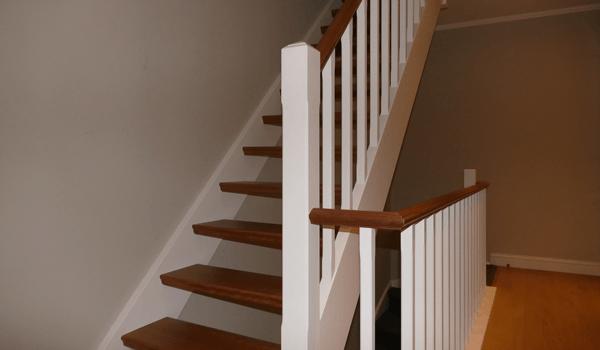 Vaste trap op maat