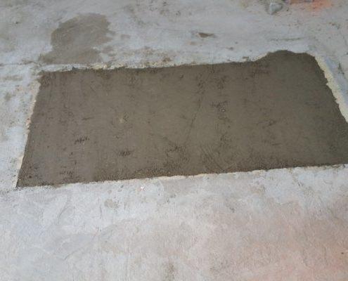 Trapgat in vloer maken