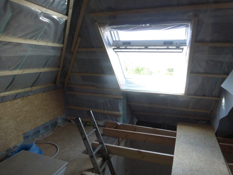 Renovatie zolder naar kinderkamers