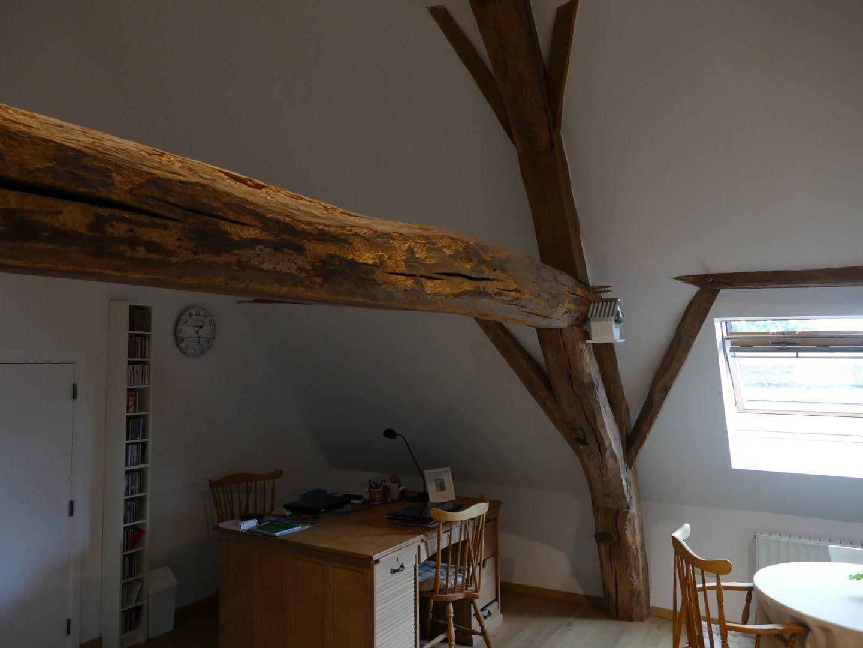 Renovatie tot authentieke loft